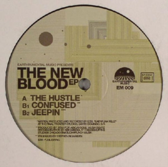 Various - New Blood 18 NEW 12