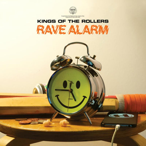 Kings Of The Rollers - Rave Alarm (12 Ep) LP