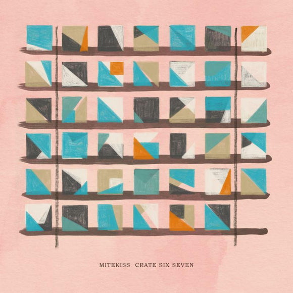 Mitekiss - Crate Six Seven LP