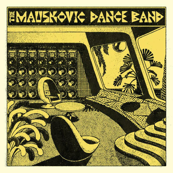 Mauskovic Dance Band The - Mauskovic Dance Band The LP