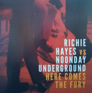 "Richie Hayes Vs. Noonday Underground - Here Comes The Fury NEW 12"" VINYL"