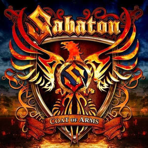 Sabaton - Coat Of Arms LP