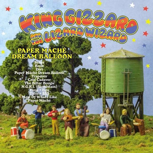 King Gizzard & The Lizard Wizard - Paper Mache Dream Balloon - 12