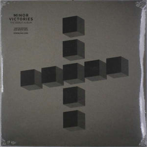 "Minor Victories - Minor Victories - 12"" RECORD"