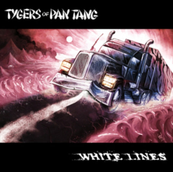 Tygers Of Pan Tang - White Lines 12