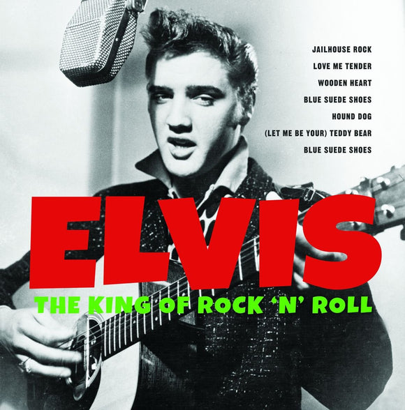 Presley Elvis - King Of Rock N Roll The LP