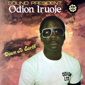 Iruoje Odion - Down To Earth LP