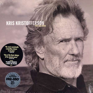 "Kris Kristofferson - This Old Road - 12"" RECORD"