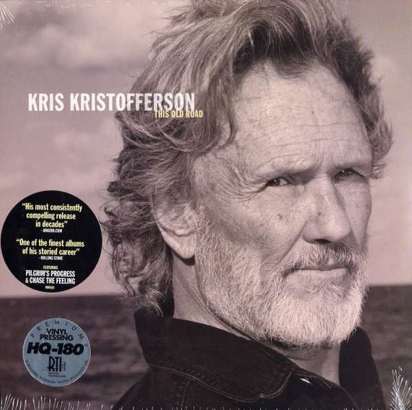 Kris Kristofferson - This Old Road - 12
