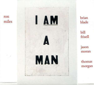 Miles Ron - I Am A Man LP
