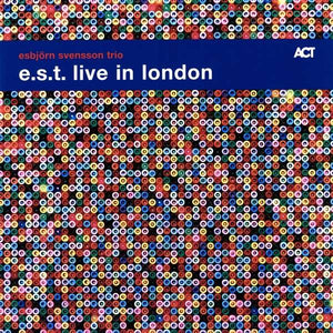 "Esbjorn Svensson Trio - E.s.t. Live In London - 12"" RECORD"