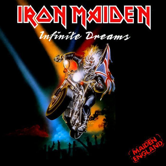 Iron Maiden - Infinite Dreams (live) NEW 7
