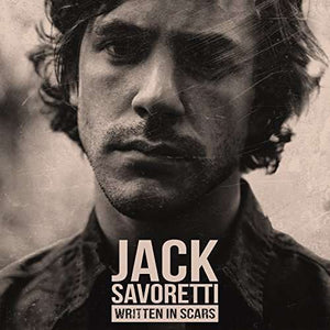 Jack Savoretti - Written In Scars LP