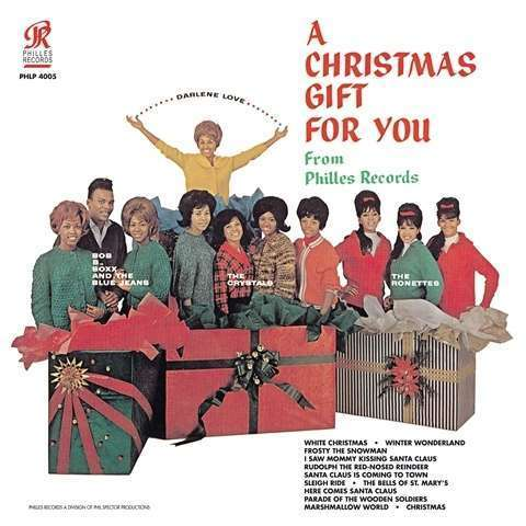 Spector, Phil - A Christmas Gift For You From Phil Spector LP