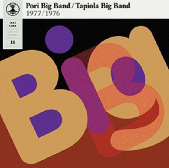 Pori Big Band/tapiola Big Band - Jazz-liisa 16 LP