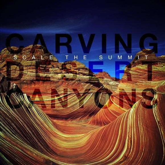 Scale The Summit - Carving Desert Canyons (silver - LP