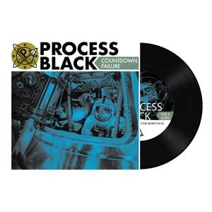 Process Black Countdown Failure 7""