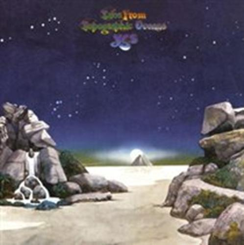 Yes - Tales From Topgraphic Oceans LP