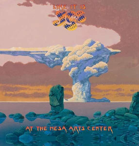 Like It Is Â¿ Yes Live At The Mesa Arts Center : Yes LP (FRLP690     )
