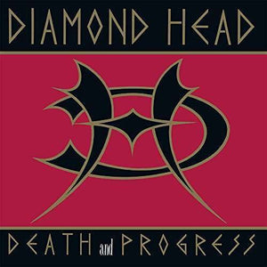 Diamond Head - Death And Progress LP