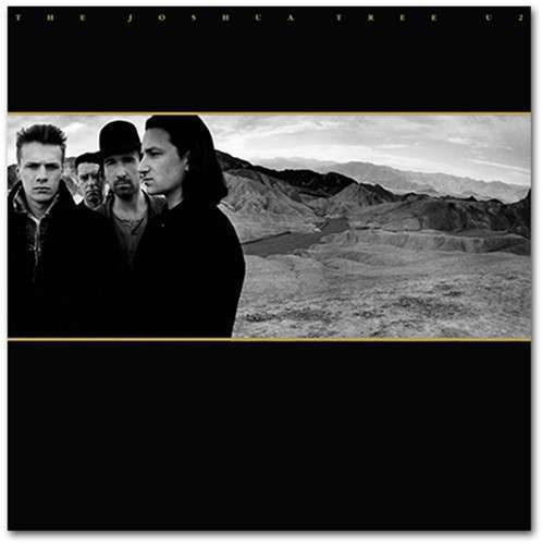U2 - The Joshua Tree LP