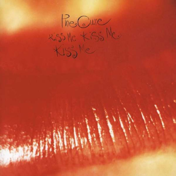 The Cure - Kiss Me, Kiss Me, Kiss Me LP