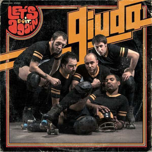 Giuda - Let's Do It Again LP