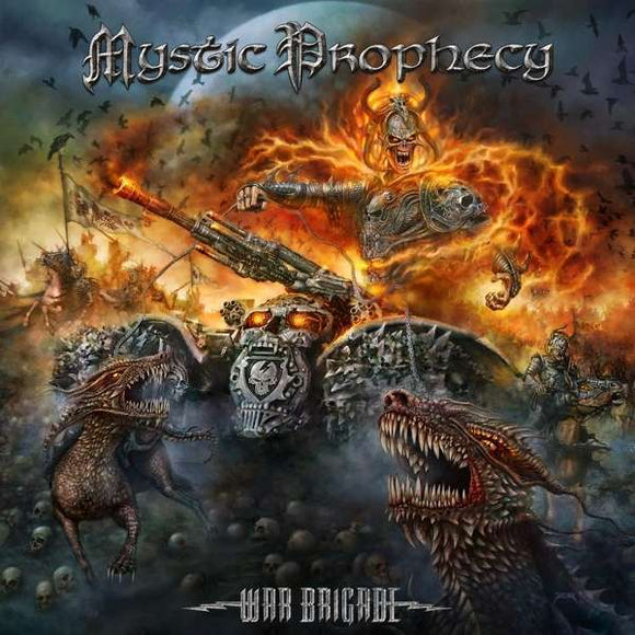Mystic Prophecy - War Brigade LP