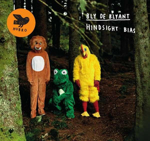 Bly De Blyant - Hingsight Bias (180g Vinyl) - LP