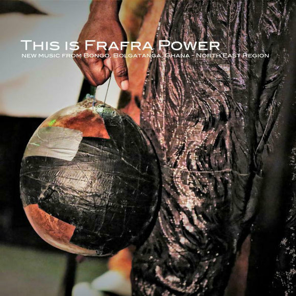 Various - This Is Frafra Power LP