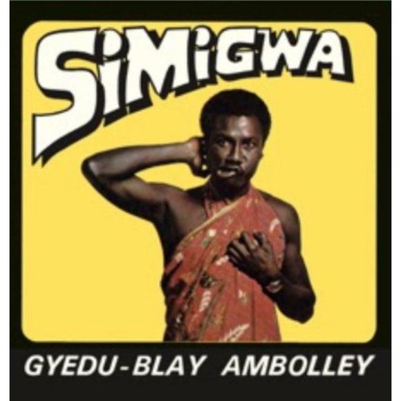 Ambolley Gyedu-blay - Simigwa LP