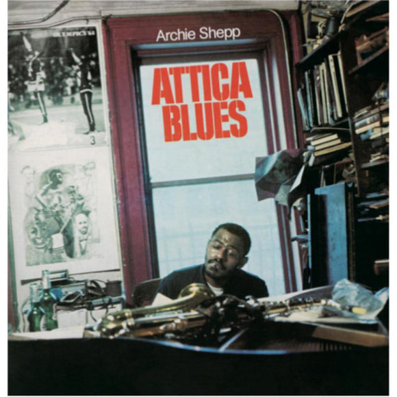 Shepp Archie - Attica Blues 7