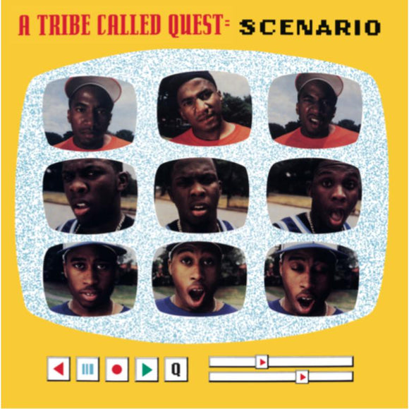 A Tribe Called Quest - Scenario 7