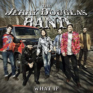 Douglas Jerry/band - What If LP