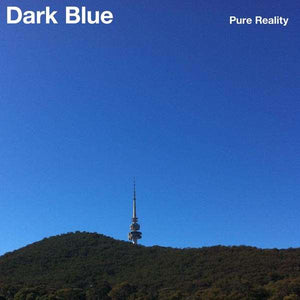 Dark Blue - Pure Reality - LP VINYL