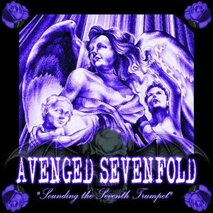 Avenged Sevenfold - Sounding The Seventh Trumpet 2xLP