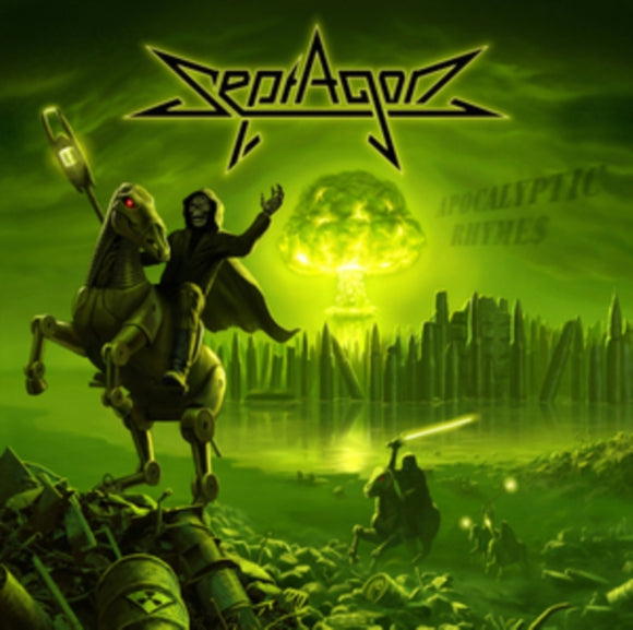 Septagon - Apocalyptic Rhymes - LP
