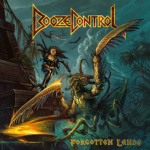Booze Control - Forgotten Lands - LP