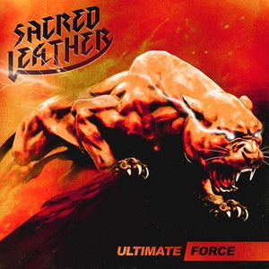Sacred Leather - Ultimate Force LP