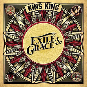 King King - Exile & Grace LP