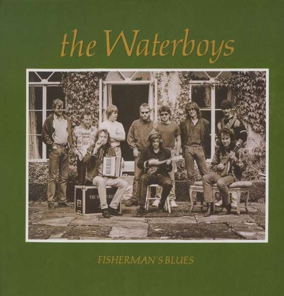 The Waterboys - Fishermans Blues - LP VINYL