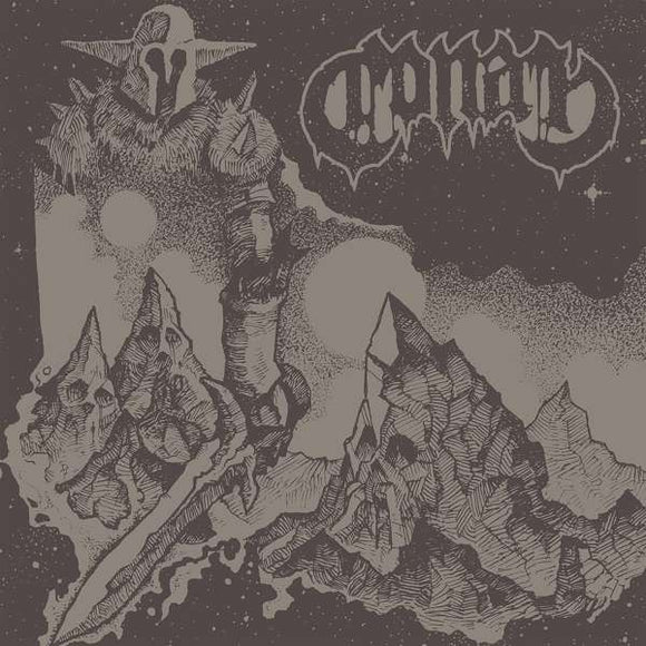 Conan - Man Is Myth (early Demos) - LP