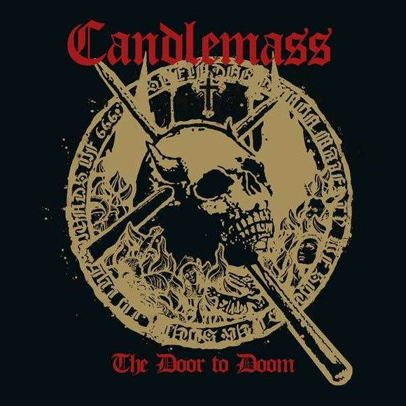 Candlemass Door To Doom,The LP