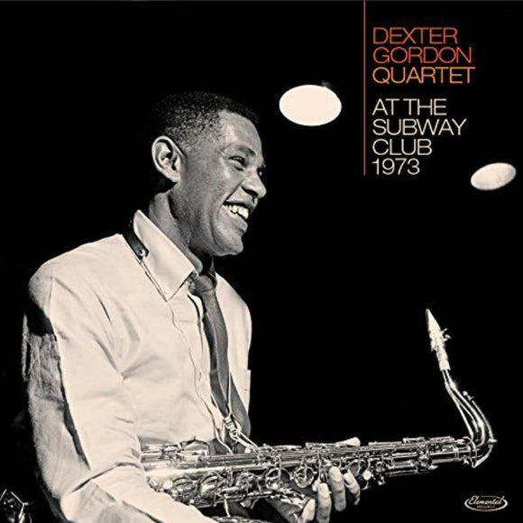 Gordon Dexter - At The Subway Club 1973 LP