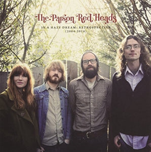Parson Red, The - In A Hazy Dream (retrospective 04-14) Limited Ed Red Vinyl - LP