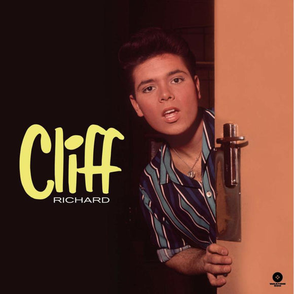Richard Cliff - Cliff LP