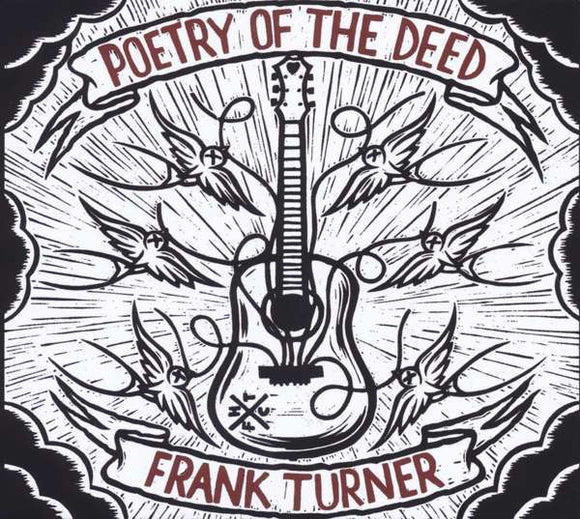 Turner Frank - Poetry Of The Deed LP