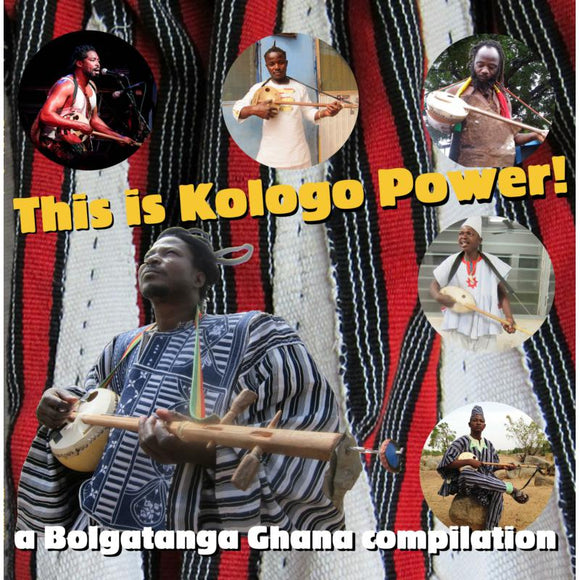 Various - This Is Kologo Power! LP