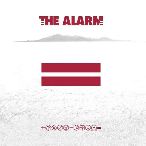 Alarm The - Equals - LP