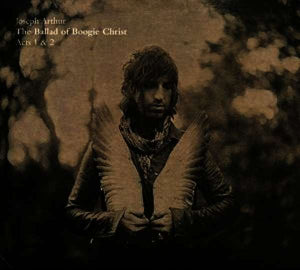 "Joseph Arthur - The Ballad Of Boogie Christ: Acts 1 & 2 - 12"" RECORD"